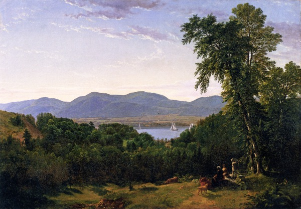 Beacon Hills On The Hudson River, Opposite Newburgh