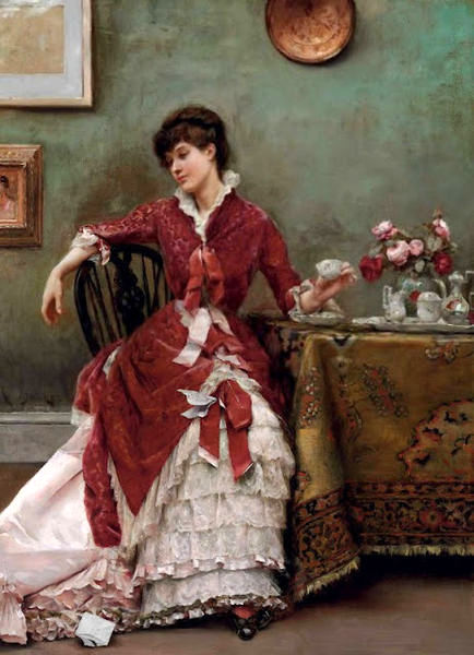 Disappointment - Portrait Of Sarah Bernhardt