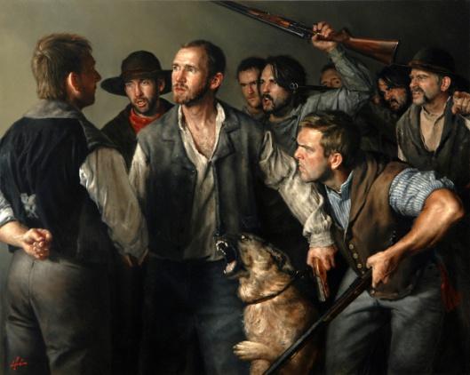 Facing The Mob