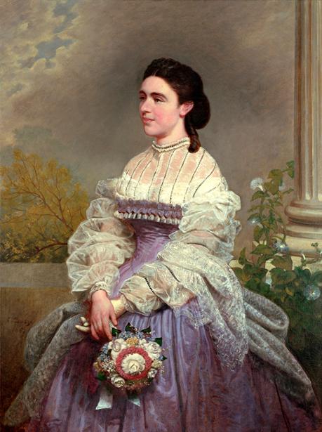 """Frances Adeline """"Fanny"""" Seward"""