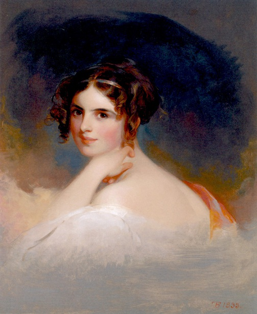 Frances Anne Kemble as Beatrice