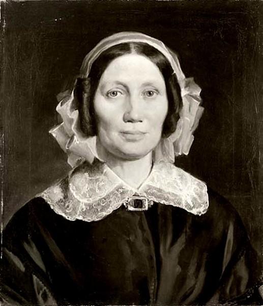 Frau Maria Schulten Lottner