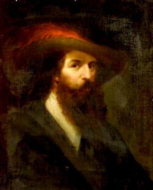 Gentleman In A Plumed Hat