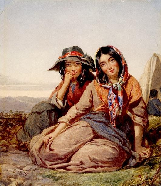 Gypsy Maidens