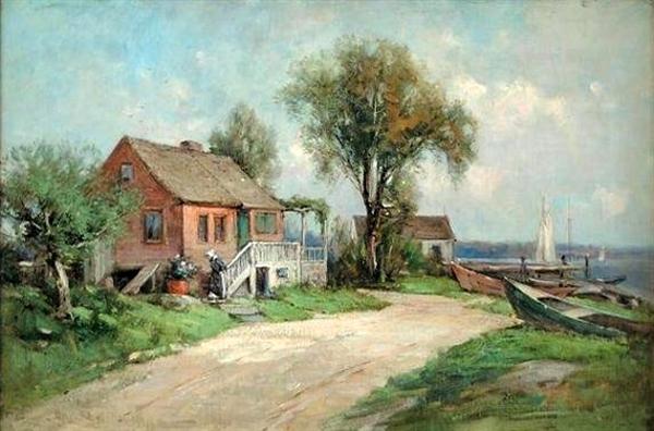 George Henry Smillie 1840 1921 171 American Gallery