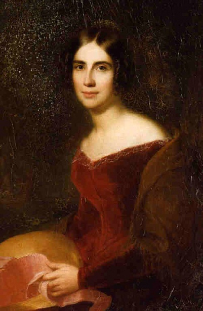 Mary Frank Durand (The Artist's Second Wife) (1812-1857)