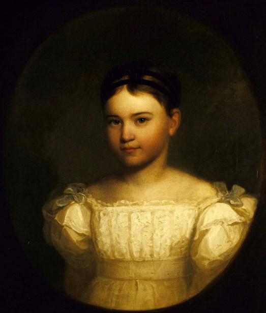 Mary Louisa Adams