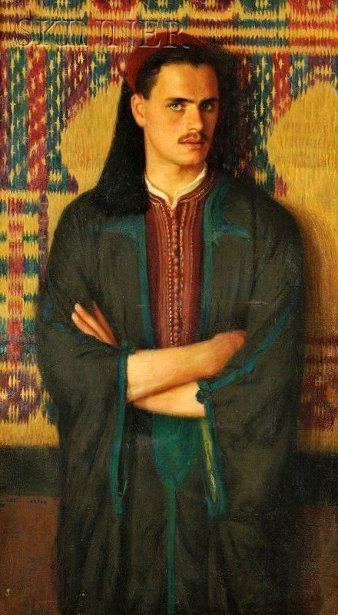Mohamed Ben Hadge Abdeslam Djedidi - A Tunisian Portrait