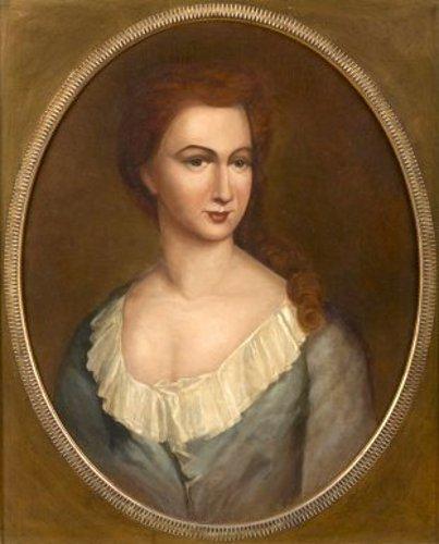 Mrs. Lady Beverley Randolph