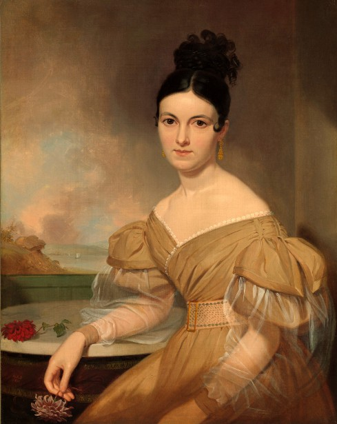 Mrs. Winfield Scott