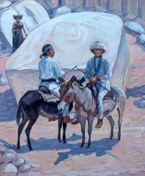 On The Hopi Trail
