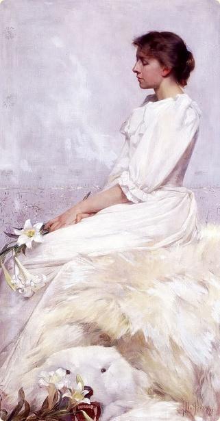 Portrait Of Bessie