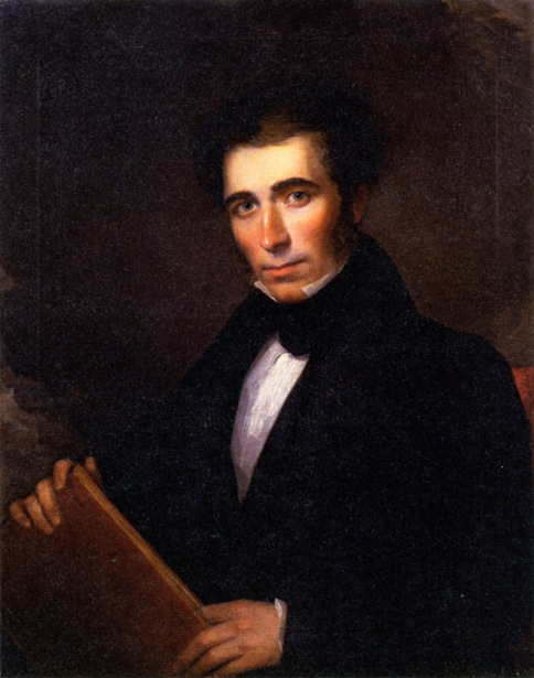 Self-Portrait 1835