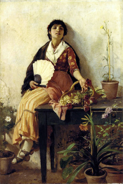 The Florentine Girl