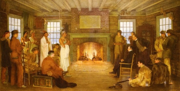 The Trial Of Chief Oshkosh