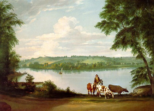 View Near Springfield, Massachusetts