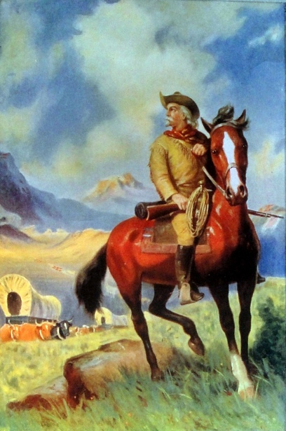 William Cody - Buffalo Bill