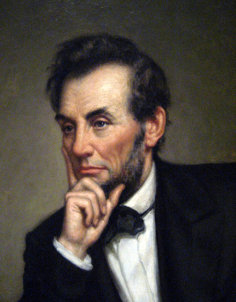 Abraham Lincoln (detail)