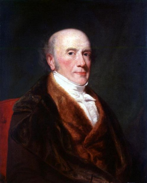 Alexander Baring, Lord Ashburton