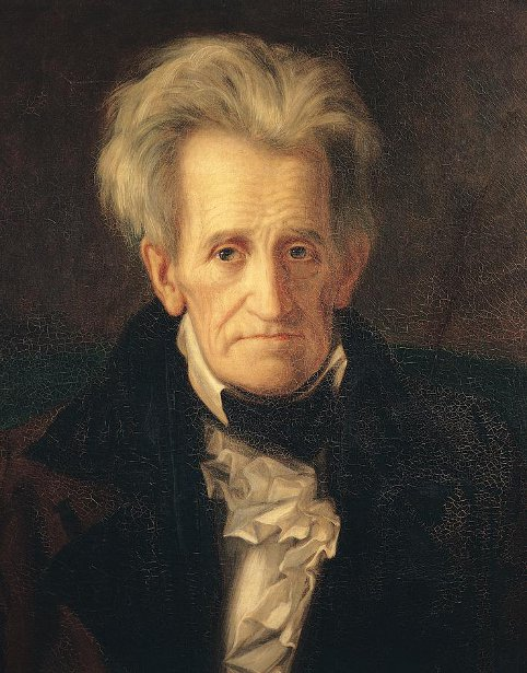 aqndrew jackson Andrew jackson, america's original anti-establishment candidate the seventh president raged against many of the same machines that are now engulfing this year's.
