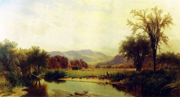 Boquet River, Elizabethtown, NY