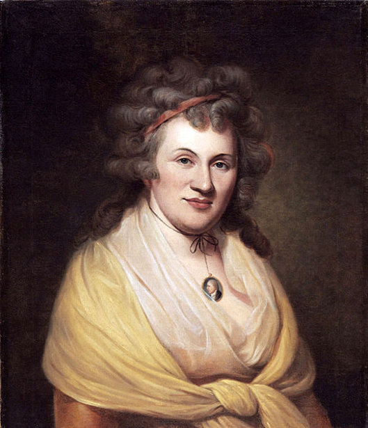 Elizabeth DePeyster Peale (The Artist's Second Wife)