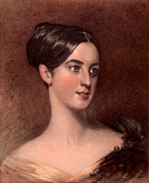 Elizabeth Waldsworth (Mrs. Charles Augustus Murray)