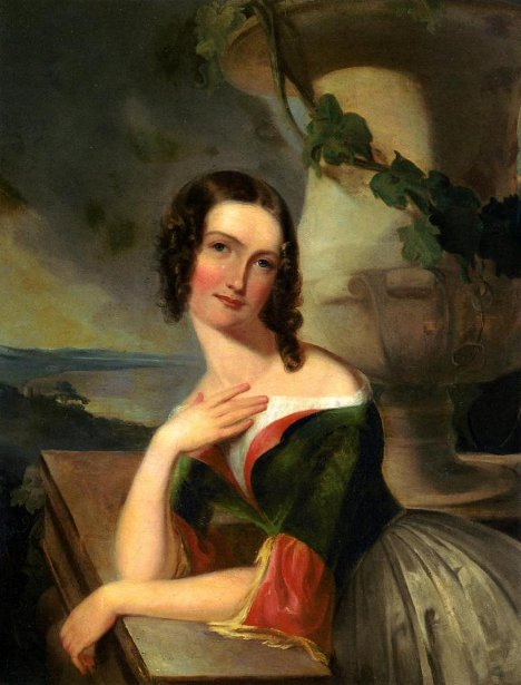 Elizabeth Wharton (Mrs. William J. McCluney)