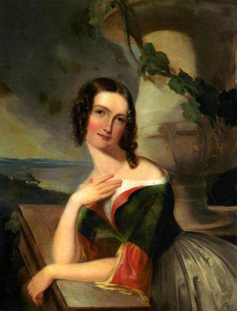 Elizabeth Wharton (Mrs. William J. McCluney)