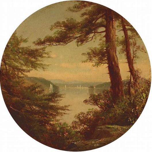 Extensive River Landscape