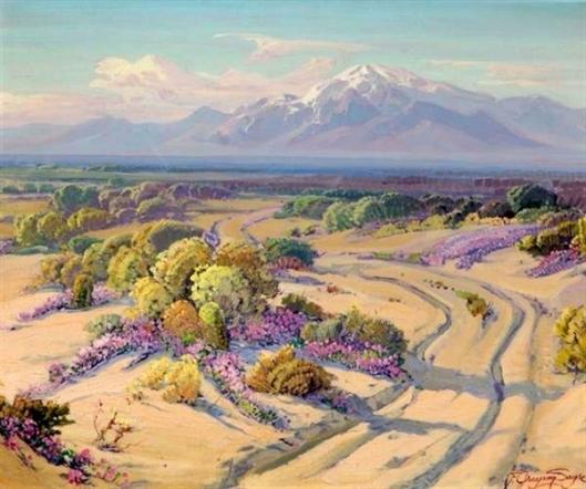 Flower Strewn Road