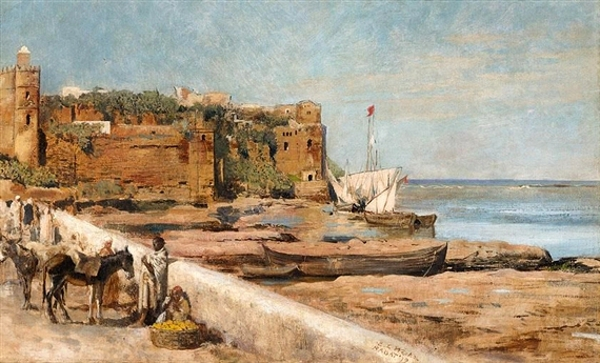 Fortifications Of The Ondais Quarter, Rabat