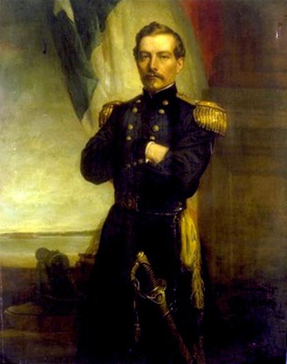 General Pierre G. T. Beauregard