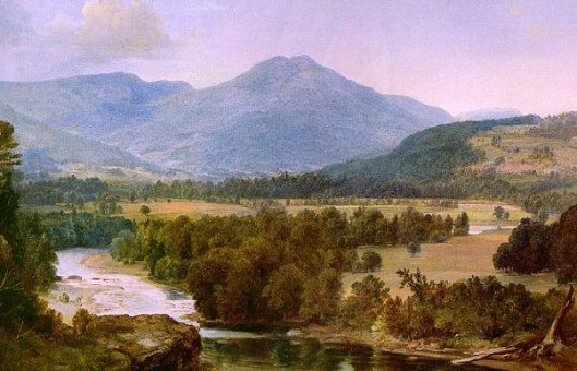 Genesee Valley Landscape