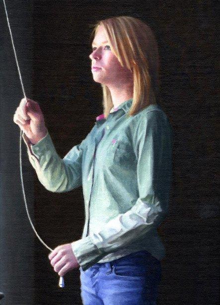 Kelsey Opening Window Blinds