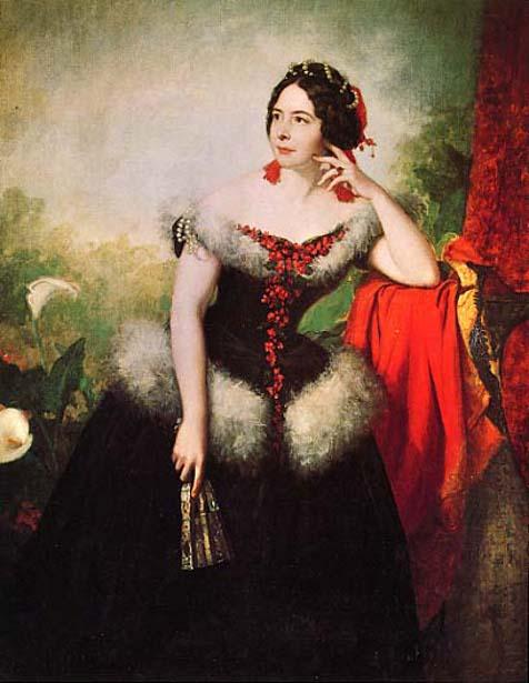 La Comtesse de Saint-Roman, née Baroness d'Erlanger of New Orleans