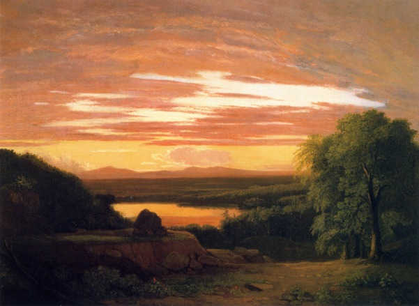 Landscape Sunset