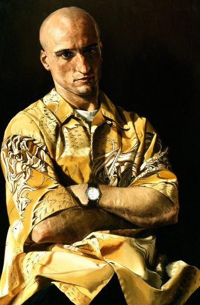 Map - Portrait Of Brendan