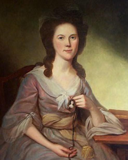 Mary Tilghman (Mrs. Edward Roberts)