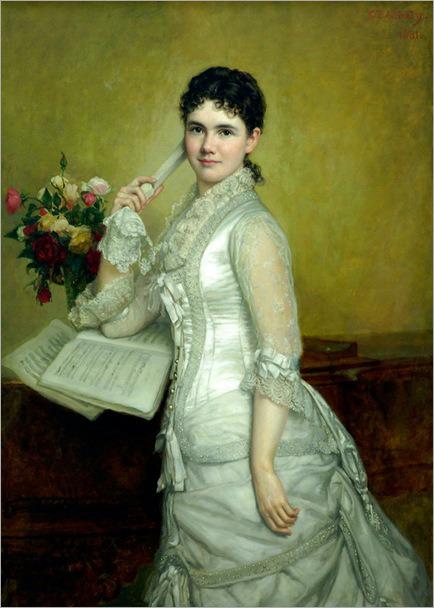 Miss Fanny Peabody