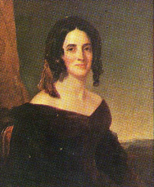 Mrs. Sarah Childress Polk