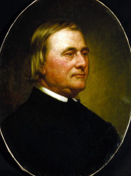 Portrait-Bust Of A Man