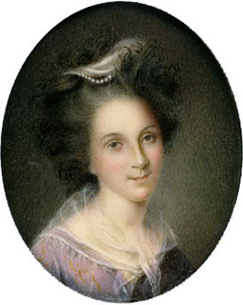 Rachel Brewer Peale (The Artist's First Wife)
