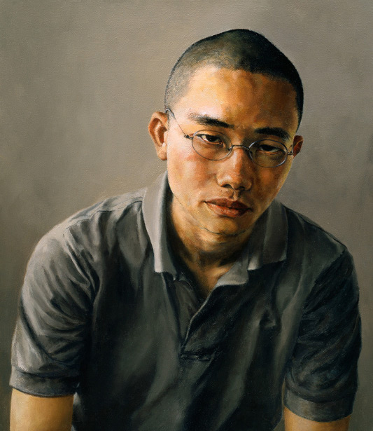 Reuben, You Have My Ear - Portrait Of Reuben Liew Yoon Sing