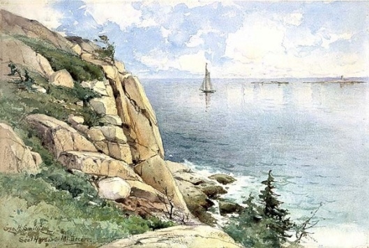 Seal Harbor, Mount Desert
