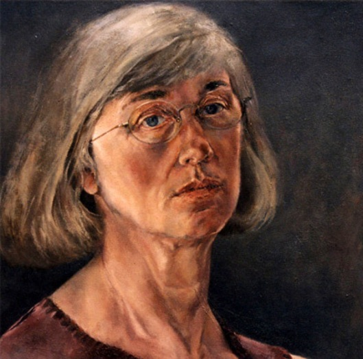 Self Portrait With Eyefolds