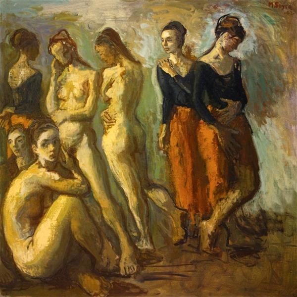Seven Dancers