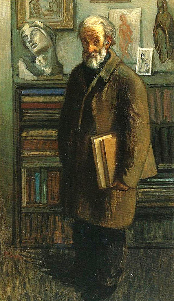 The Lover Of Books