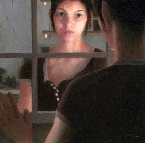 Tiffany's Reflection