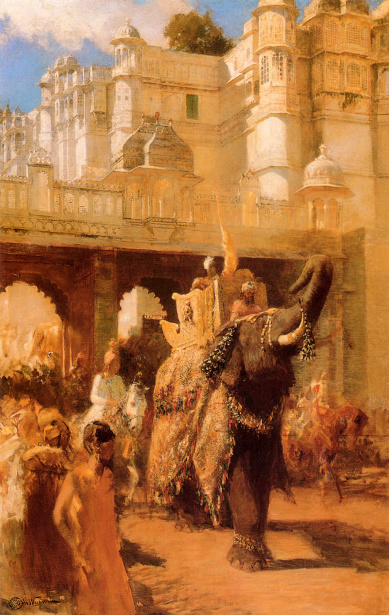 A Royal Procession